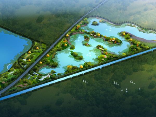 济宁高新区十里湖片区环境综合治理项目水土保持方案